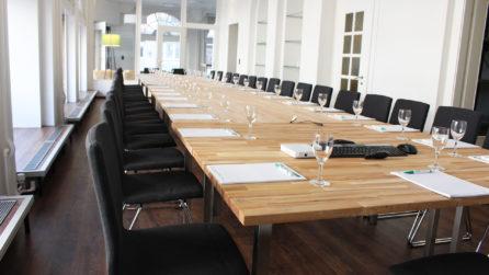 Pizzeria Corona - Seminarraum in Schlieren